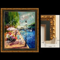 Custom Art Wood Frame Contemporary High End Quality 008